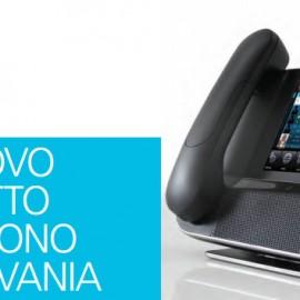 Alcatel-Lucent OmniTouch 8082: il nuovo smartphone da scrivania